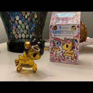 Tokidoki Metallico Unicorno Series 5 Honeybee